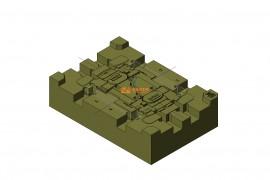 零件三维造型模块。在对SolidWorks进行二次开发