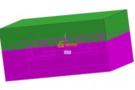 塑胶模具分模图纸0018
