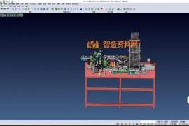 转盘式膨胀阀磁芯组装机(空调配件装配)