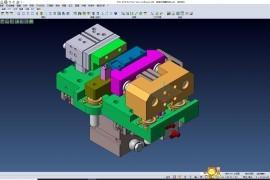 工业机械装备及机电产品从设计、制造、运行控制到生产过程