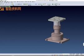 空气发生器压合工装(D3单发充氦工装)