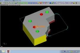 UG编程是指采用西门子公司研发的3D软件 NXUG