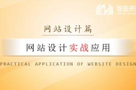 网站设计实战应用教程